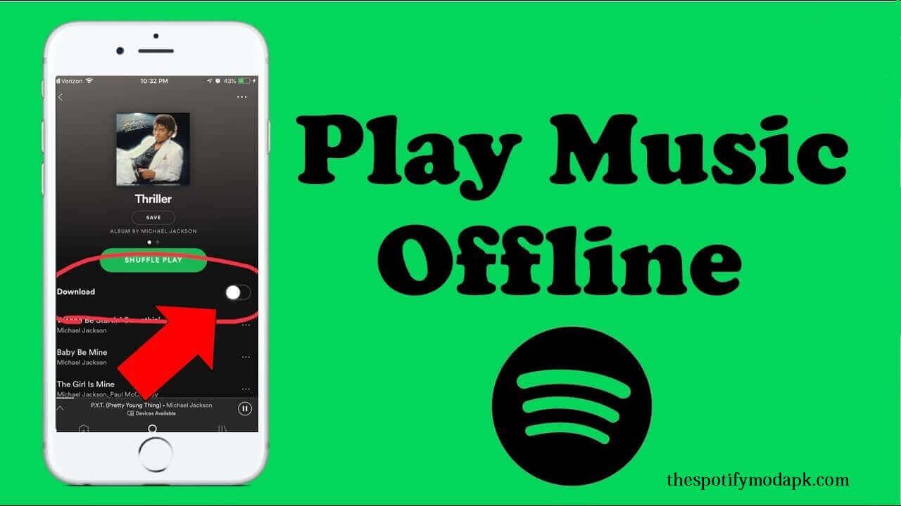 listen offline