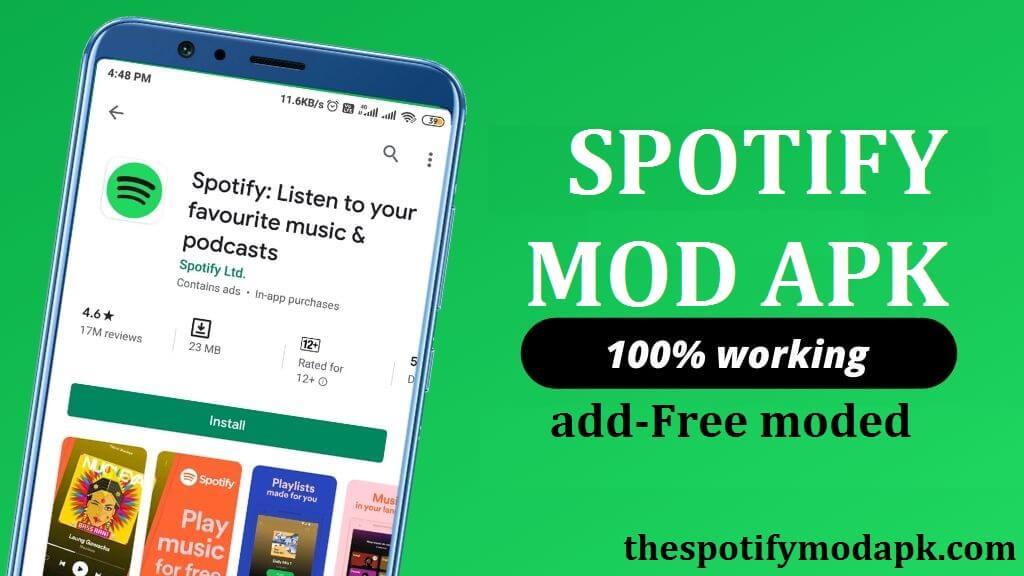 Spotify Mod Apk 2020
