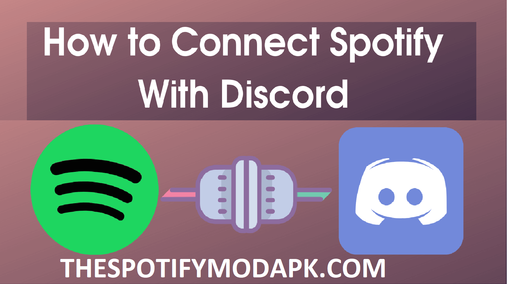 How to Connect Spotify Account to Discord - 2020 Easiest way