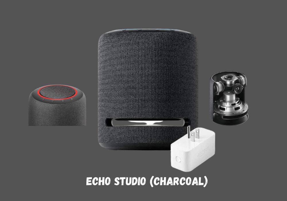 Echo Studio (Charcoal)_